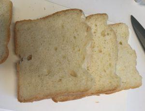 パン 失敗
