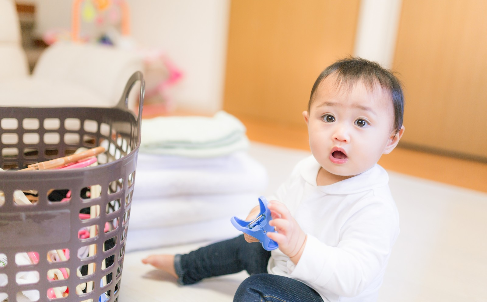 赤ちゃん用洗濯洗剤