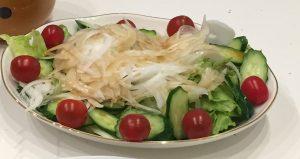 新玉ねぎ サラダ