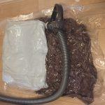 寝具の収納に便利なバルブ付き圧縮袋!100均でおすすめの商品
