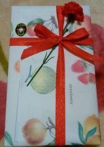 母の日プレゼント フルーツ
