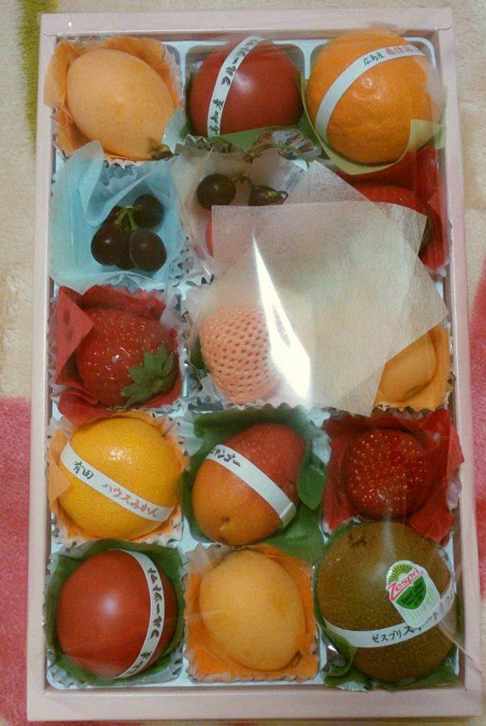 母の日 フルーツ