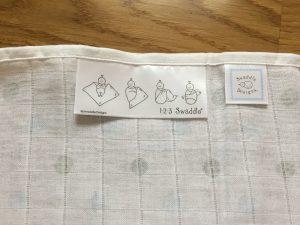 スワドル くるみ方 包み方 使い方