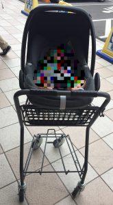 マキシコシ スーパー カート