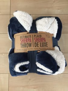 コストコ Life Comfort Ultimate Sherpa Throw