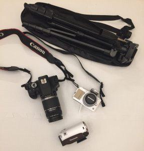 DWE ディズニー英語システム イベント カメラ ビデオカメラ 三脚