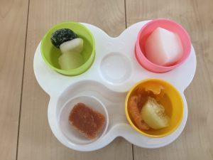 離乳食 リッチェル 食器 口コミ ブログ