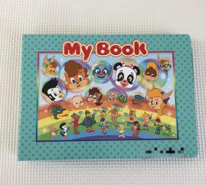 DWE ディズニー英語システム MYBOOK マイブック
