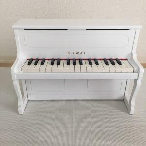 カワイ ミニピアノ アップライト グランドピアノ 比較 ブログ
