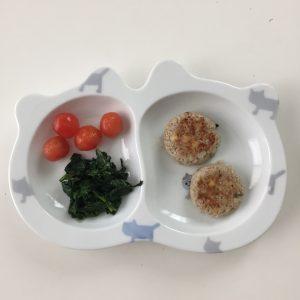 パルシステム ハンバーグ 離乳食 子ども 子供 幼児食