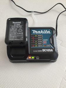 マキタ 充電 時間 方法 ブログ