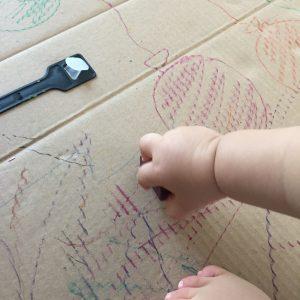 クレヨン 1歳児 おすすめ 蜜蝋 蜜ろう みつろう 安全