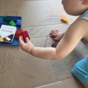クレヨン お絵描き 1歳児 0歳児 クレヨン嫌いの人 おすすめ オススメ