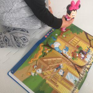 タッチペン ミッキー ミニー 違い ブログ おすすめ 英語教材 ディズニー英語教材