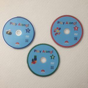 プレイアロング シングアロング DVD  口コミ 評判 レポート ブログ DWE