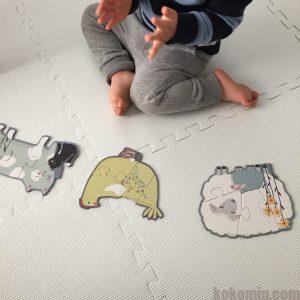 知育遊び 知育 パズル 1歳児 2歳児